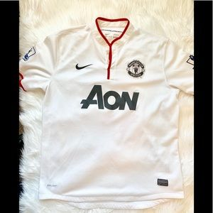 🔥🔥Manchester United Nike Rooney Jersey